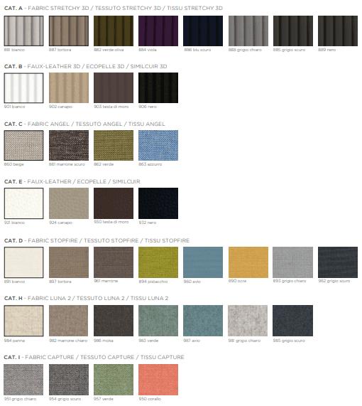 цветовые решения обивочных материалов